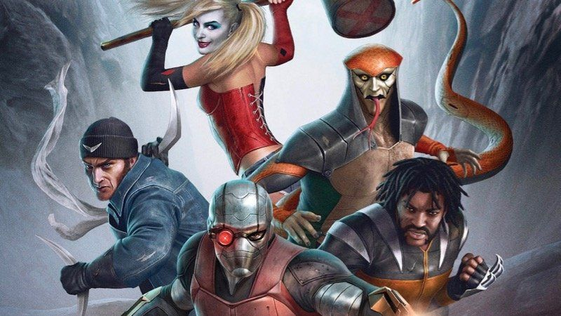 Suicide Squad: Hell To Pay Trailer - Task Force X regresa en una película animada